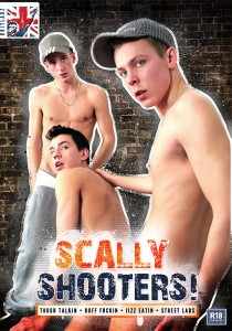 Scally Shooters! DVDR