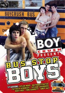 Bus Stop Boys DVD (NC)