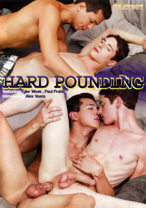 Hard Pounding DVD (S)