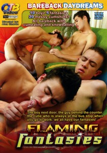 Flaming Fantasies DVD (NC)