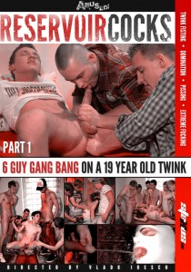 Reservoir Cocks Part 1 DVD (NC)