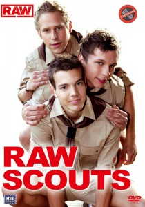 Raw Scouts DVD (NC)