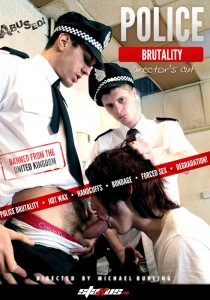 Police Brutality (Director's Cut) DVDR (NC)