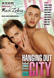 Hanging Out In The City DVD