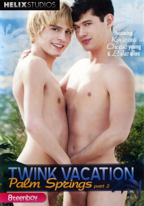 Twink Vacation: Palm Springs Part 2 DVD (S)