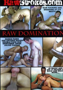 Raw Domination DVD (S)