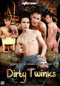 Dirty Twinks DVD (NC)
