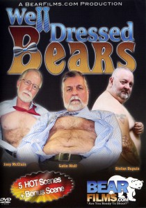 Well Dressed Bears DVD - Front