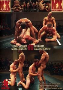 Naked Kombat 8 DVD (S)