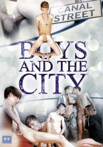 Boys And The City DVD