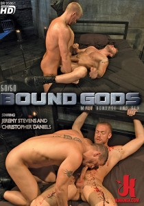Bound Gods 37 DVD (S)