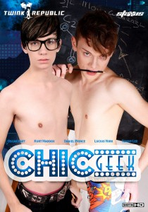 Chic Geek DVD (NC)