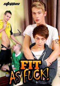 Fit As Fuck DVD (NC)