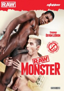 Raw Monster DVDR (NC)