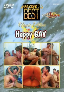 Happy Gay DVDR (NC)