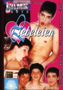 Game Boys Collection 35 - Liebeleien + Keller Kinder DVDR (NC)