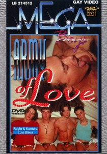 Army Of Love & Büro Hengste DVDR (NC)