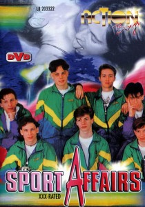 Sport Affairs DVDR (NC)