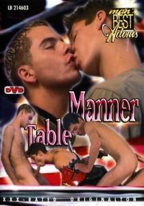 Table Manner DVDR