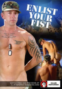 Enlist Your Fist DVD - Front