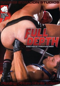 Full Depth DVD - Front