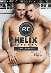 Helix Real Cam - Bareback Boyfriends DVD (S)
