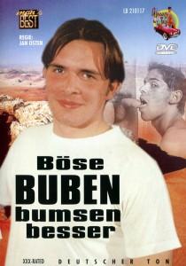 Böse Buben Bumsen Besser DVDR (NC)
