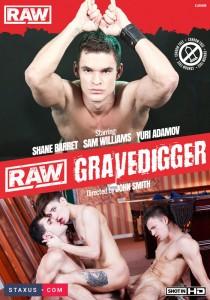 Raw Gravedigger DVDR (NC)