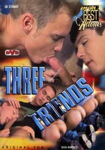Three Friends DVD