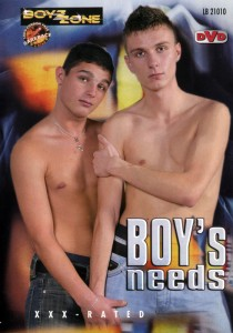 Boys Needs DVDR (NC)