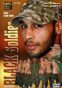 Black Soldier DVD (NC)