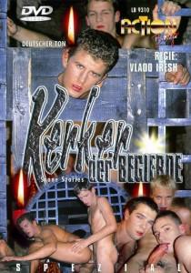 Kerker Der Begierde DVDR (NC)