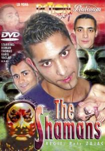 The Shamans DVDR