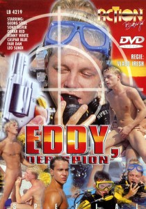 Eddy Der Spion DVDR (NC)