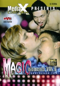 Magic Moments Vol. 6 DVDR