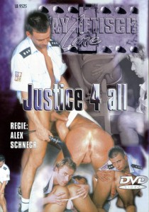 Justice 4 All DVDR (NC)