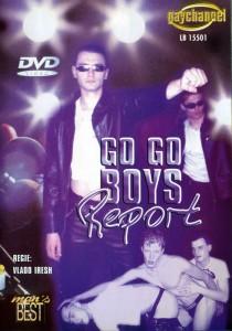 Go Go Boys Report DVDR (NC)