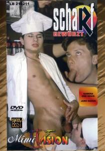 Scharf Gewürzt DVDR (NC)