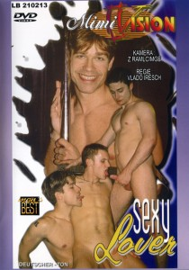 Sexy Lovers DVD - Front