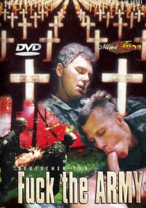 Fuck The Army DVD (NC)