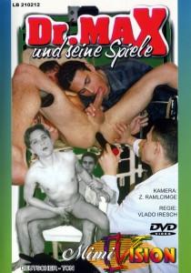 Dr. Max Und Seine Spiele DVD