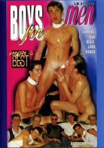 Boys For Men DVDR