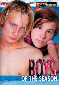 Boys of the Season DVD (NC)