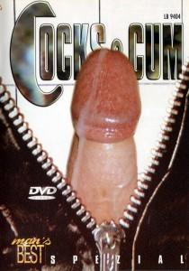 Cocks & Cum DVDR