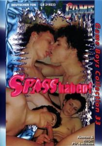 Game Boys Collection 33 - Spass Haben + Hautnah DVDR (NC)
