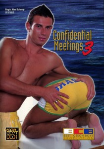 Confidential Meetings 3 DVDR (NC)