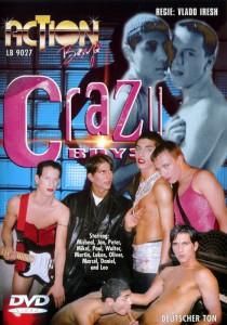 Crazy Boys (Action Boys) DVDR (NC)