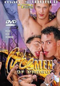 Cute Men Of Prague DVDR (NC)