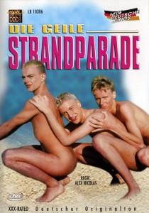 Die Geile Strandparade DVDR (NC)