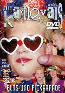 Die Karnevals Blas Und Fickparade DVDR